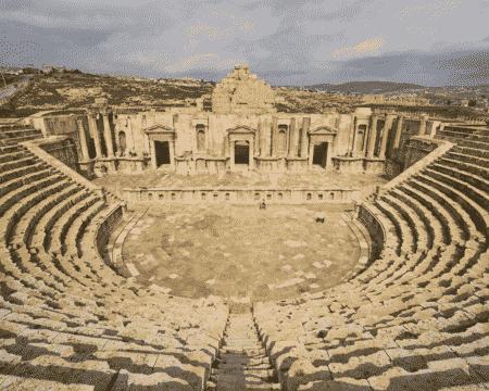 #Jordan Discovery from Amman