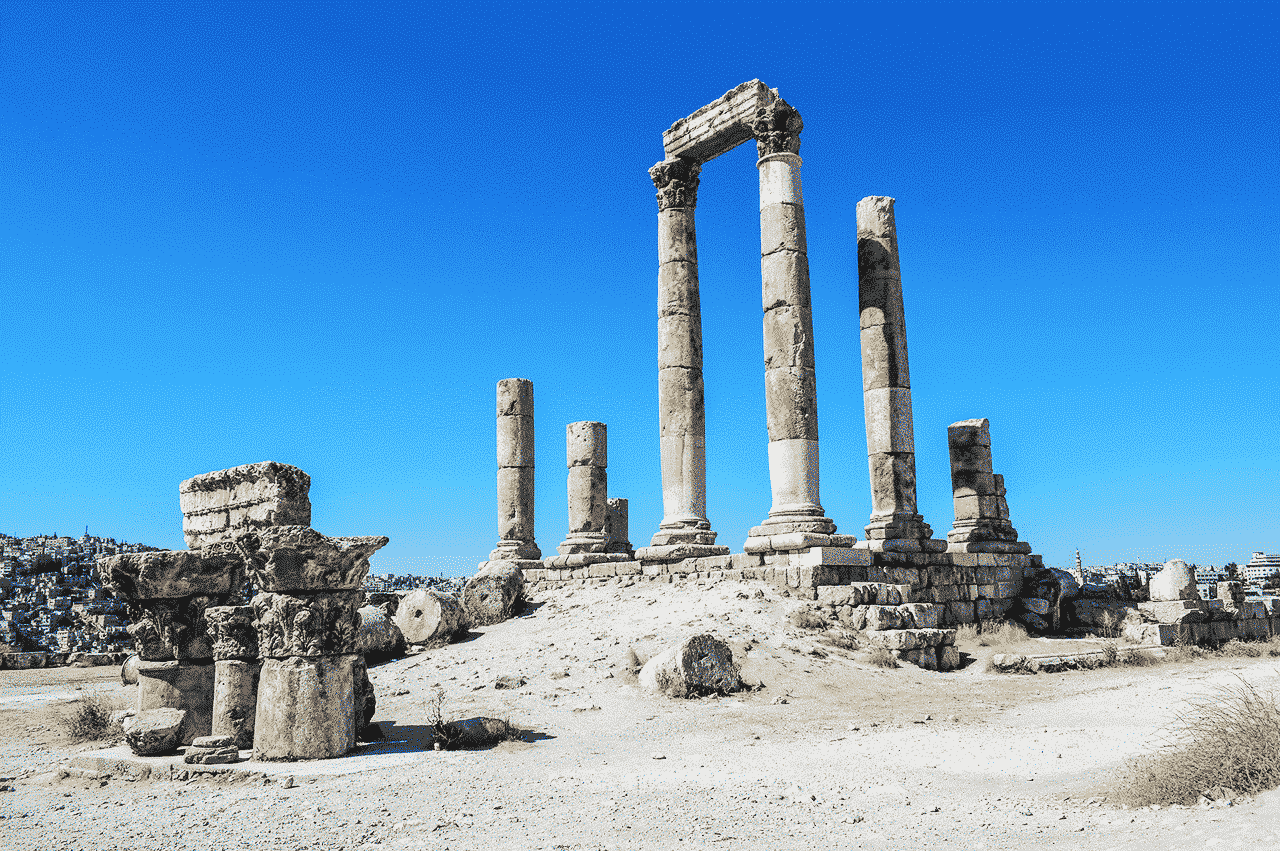 #5 Day Wonders of Jordan From Amman