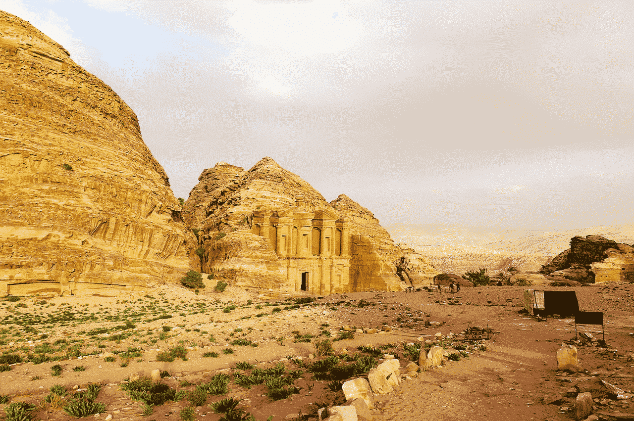 #3 Days Petra And Wadi Rum