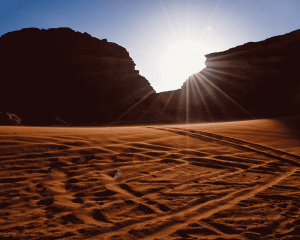 #3 Days Petra And Wadi Rum