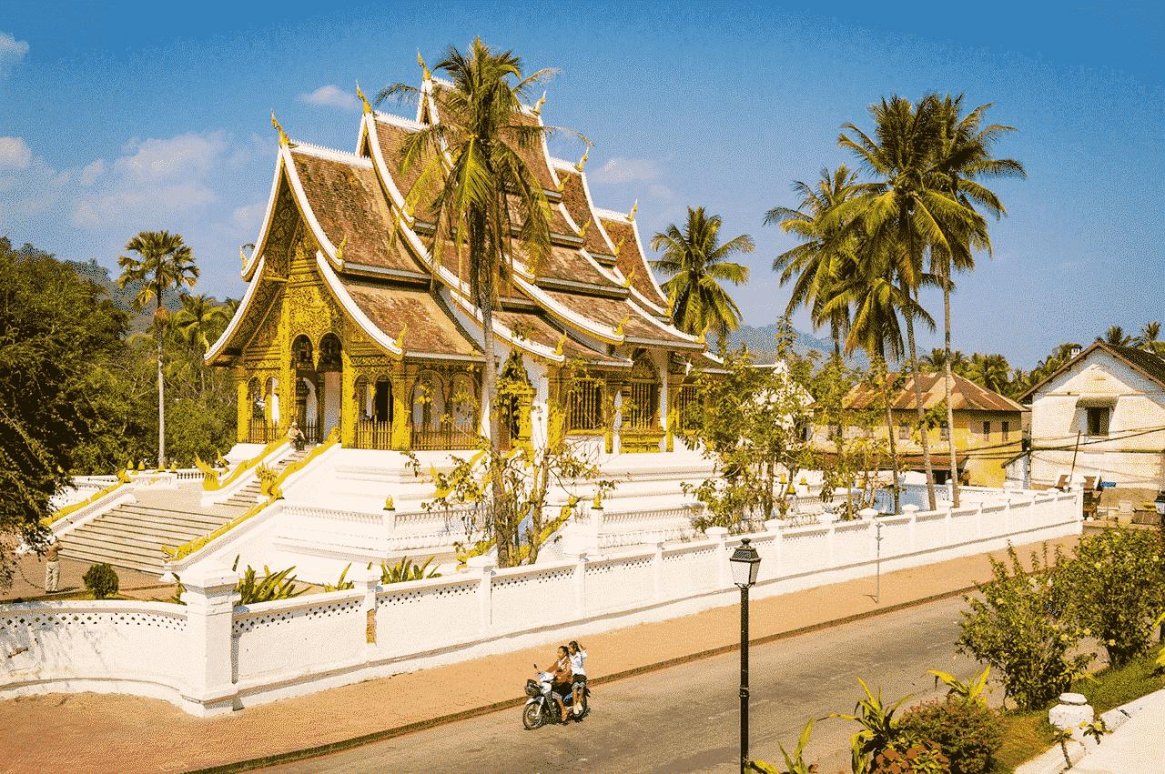 #Peaceful Luang Prabang