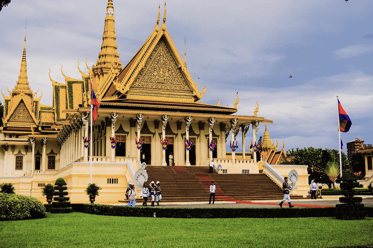 #Explore Cambodia By Air