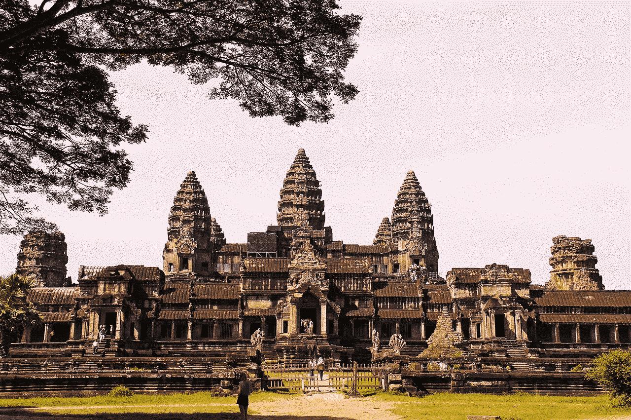 #Misty Cambodia By Land