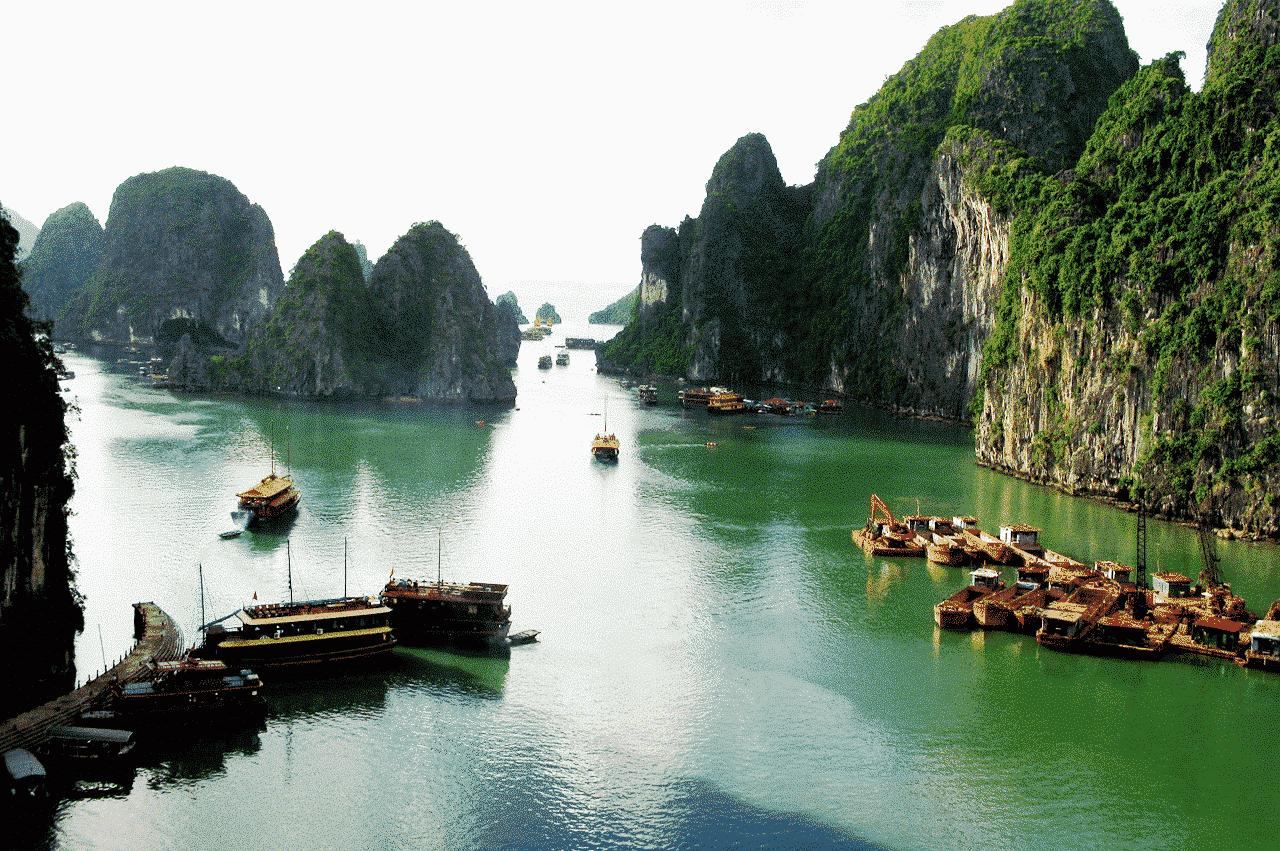 Amazing Vietnam and Cambodia 1