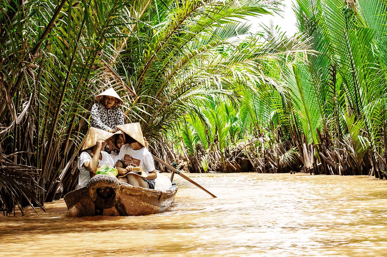 #Intriguing South Vietnam