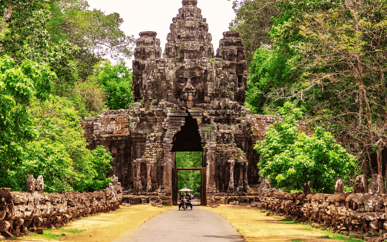 #Authentic Cambodia in Depth