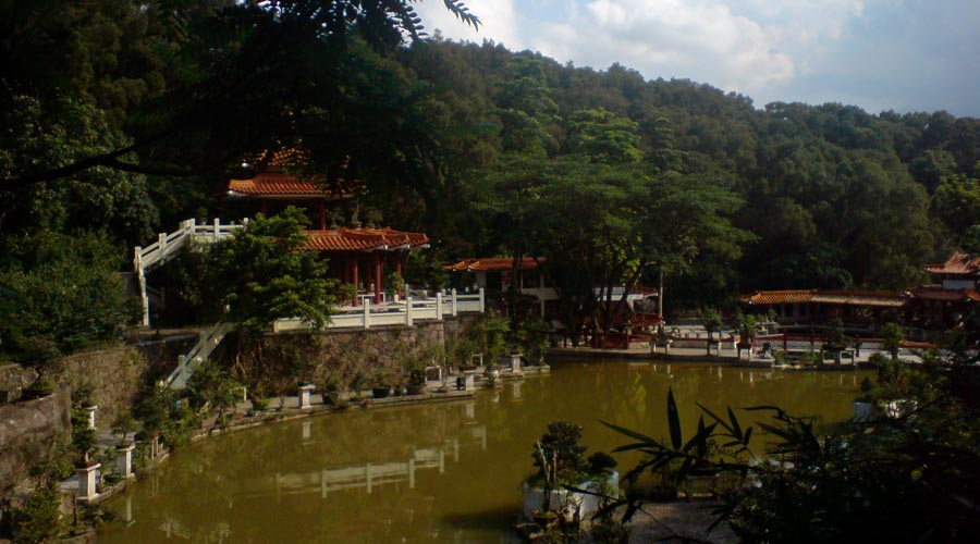 Fairylake Batonical Garden in Shenzhen