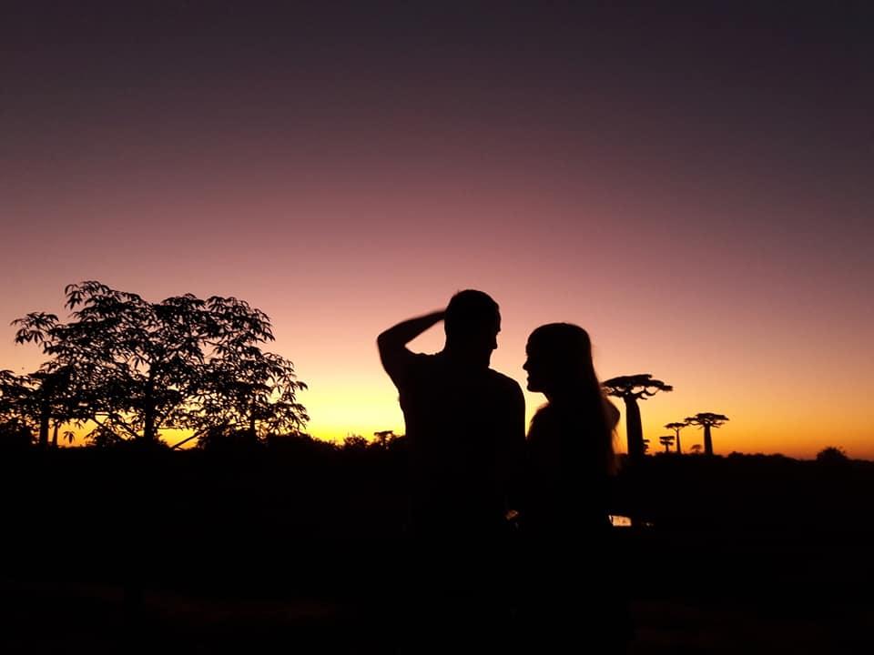 Honeymoon in Madagascar 1
