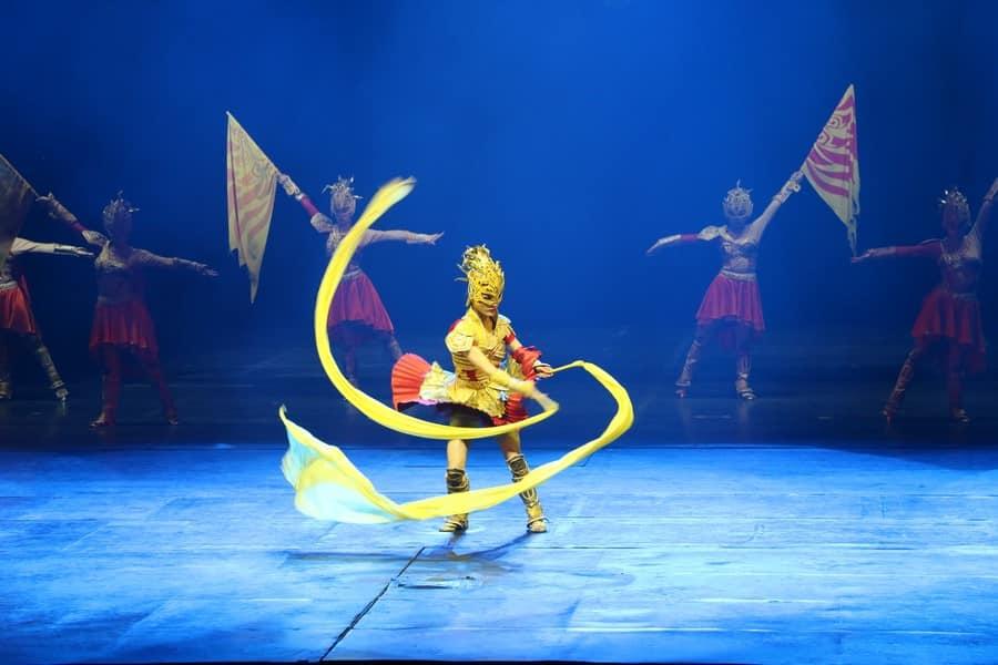 Golden Mask Dynasty Performance