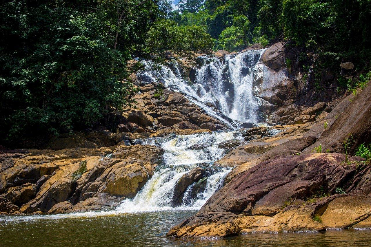 #Ramboda Falls Tour