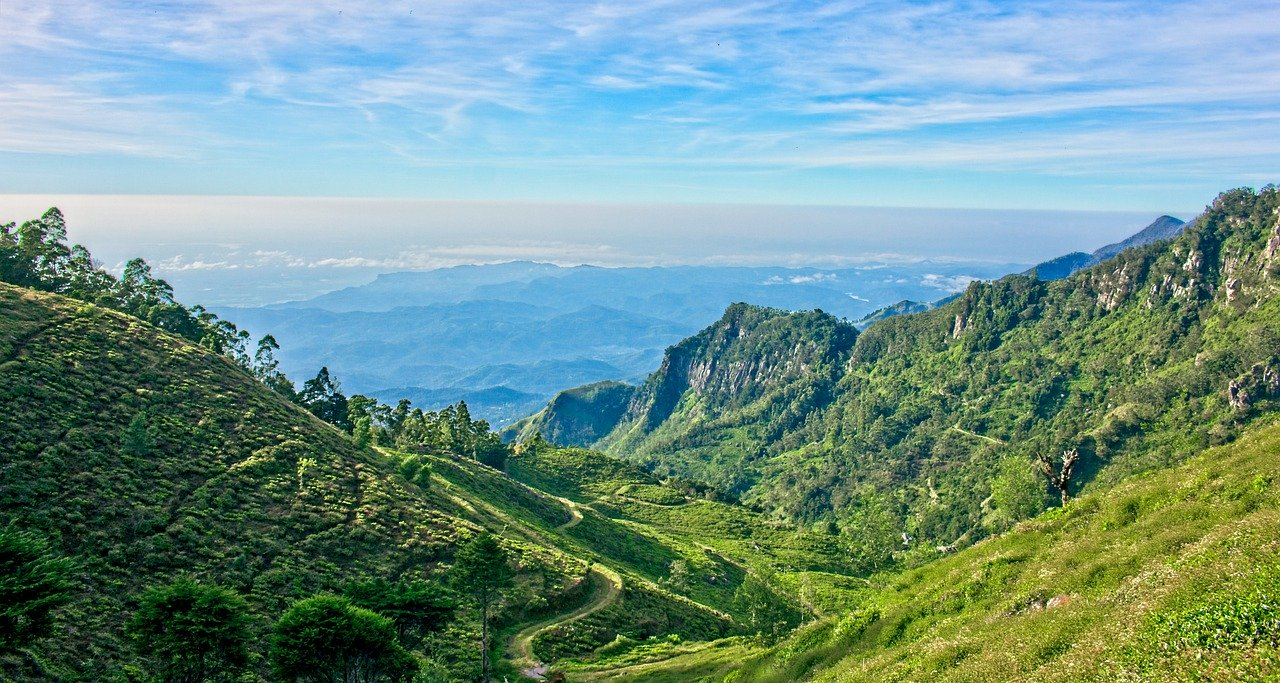 #Trekking Knuckles Mountains