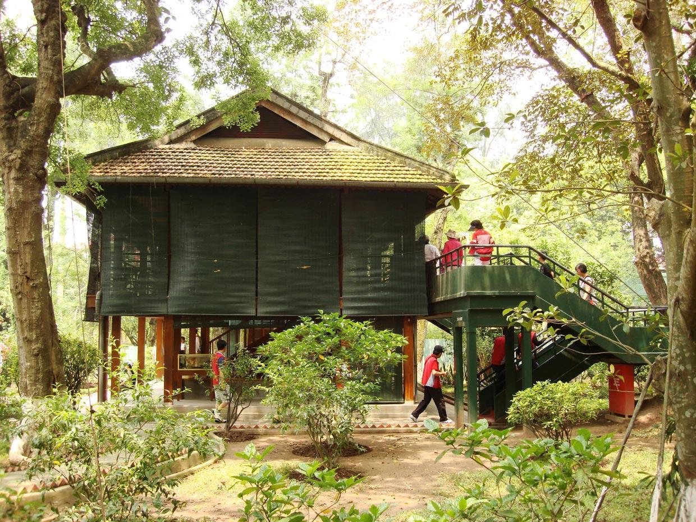 Ho Chi Minh Stilts House