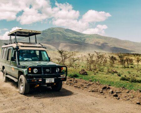 #Tanzania Wildlife Safari Tour