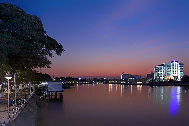 Red River in Vietnam
