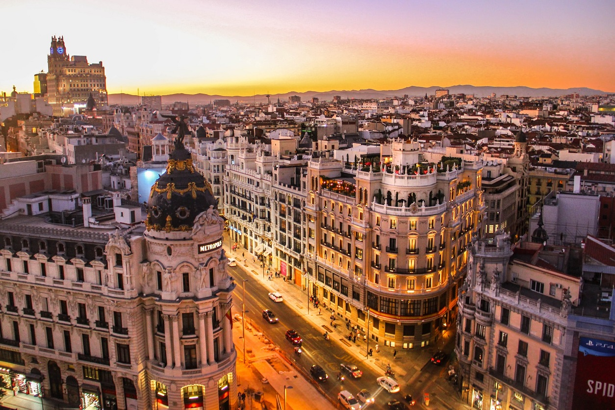 The World's 25 Best Cities of 2020