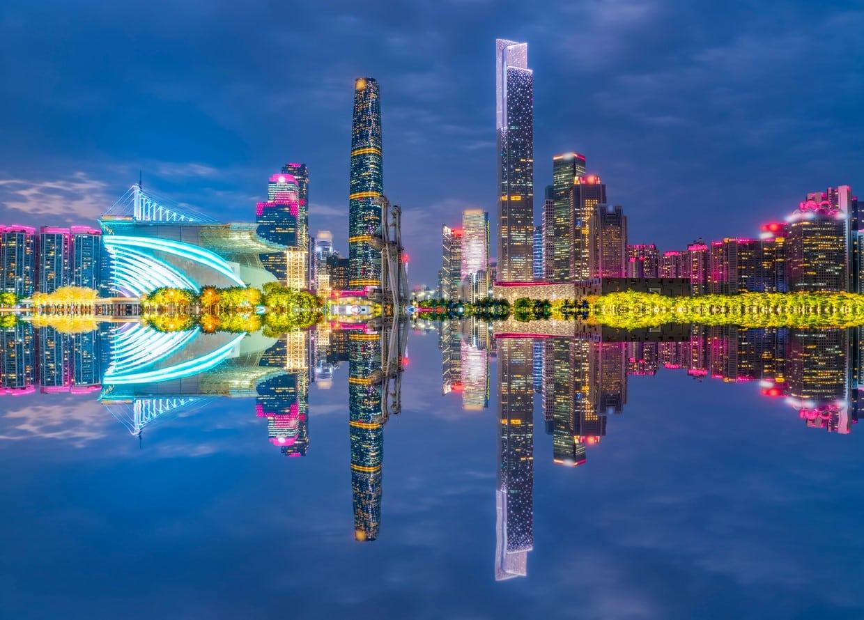 Guangzhou to Shenzhen Tour 6