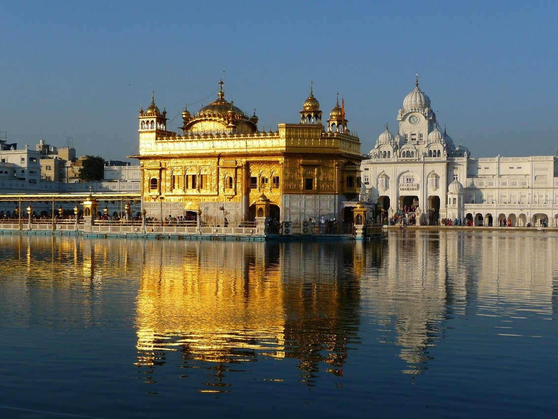 India Golden Triangle and Holy Amritsar 2