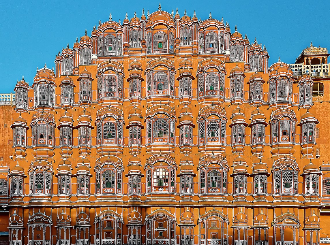 Golden Triangle and Rajasthan 9