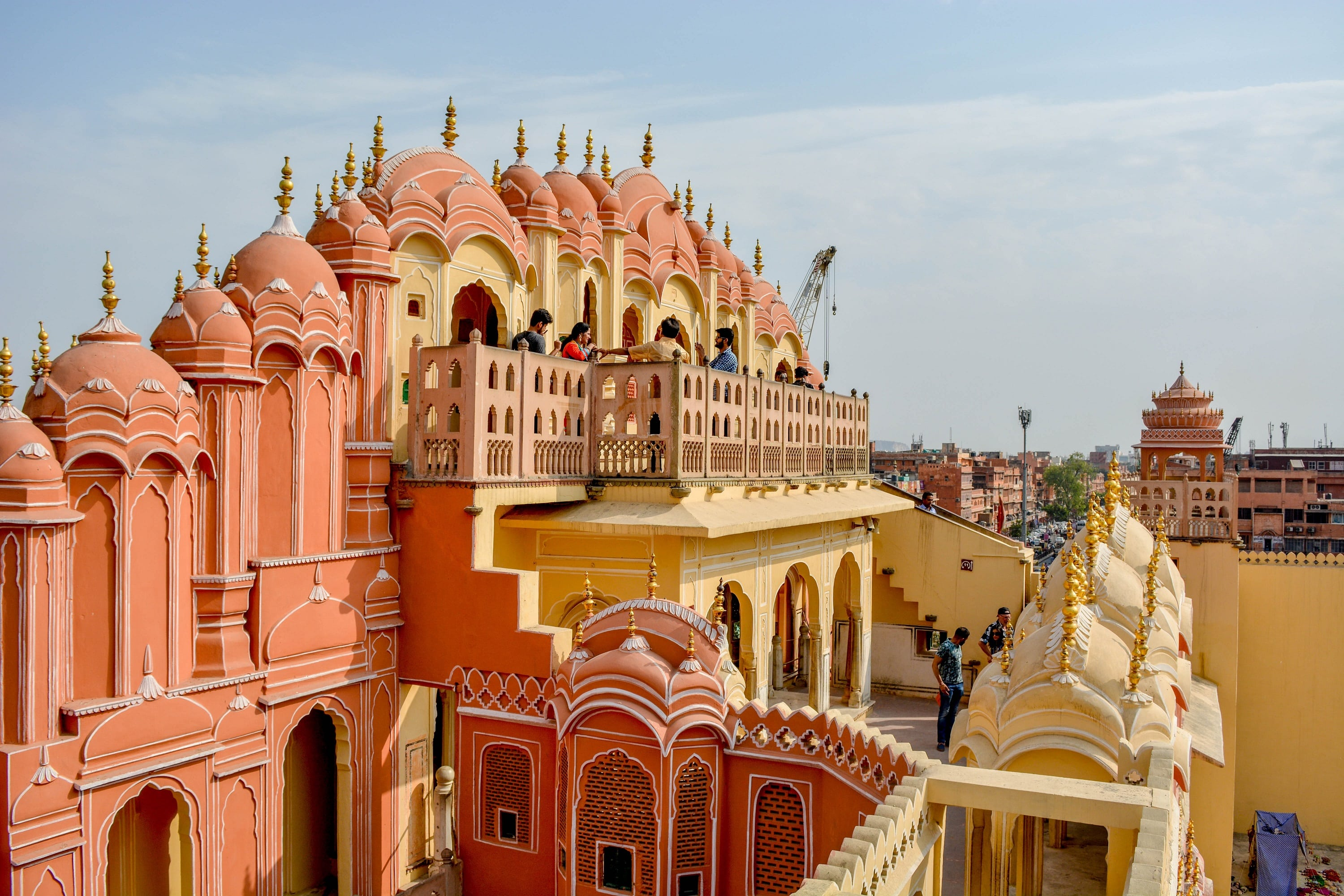 Golden Triangle & South India Temples 6