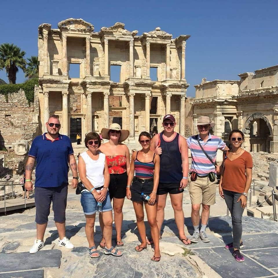 Ephesus and Pamukkale Tour from/to Istanbul