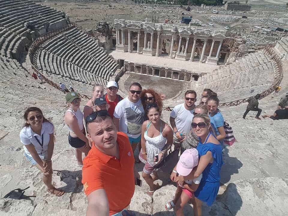 Ephesus and Pamukkale Tour from/to Istanbul 7