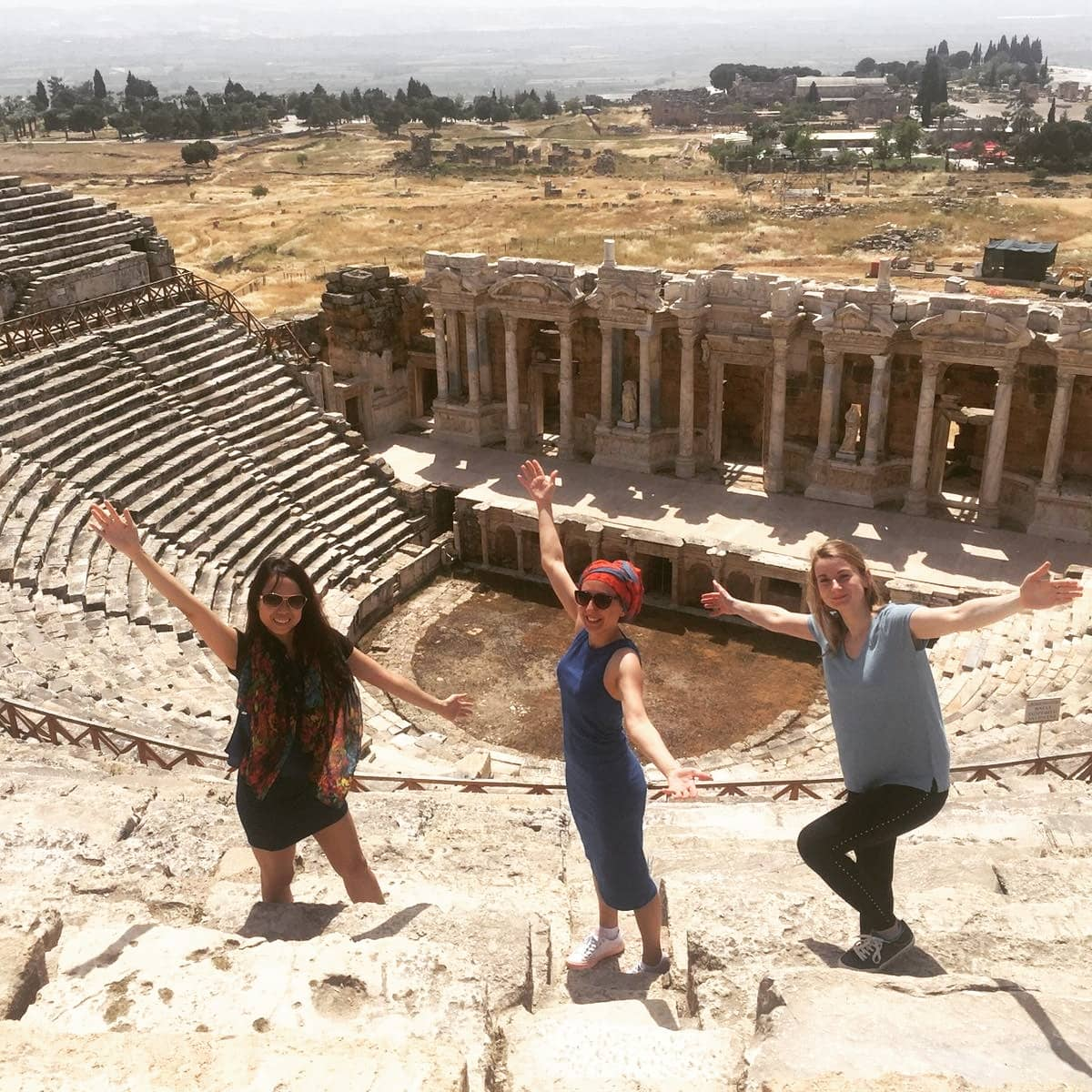 Ephesus and Pamukkale Tour from/to Istanbul 6