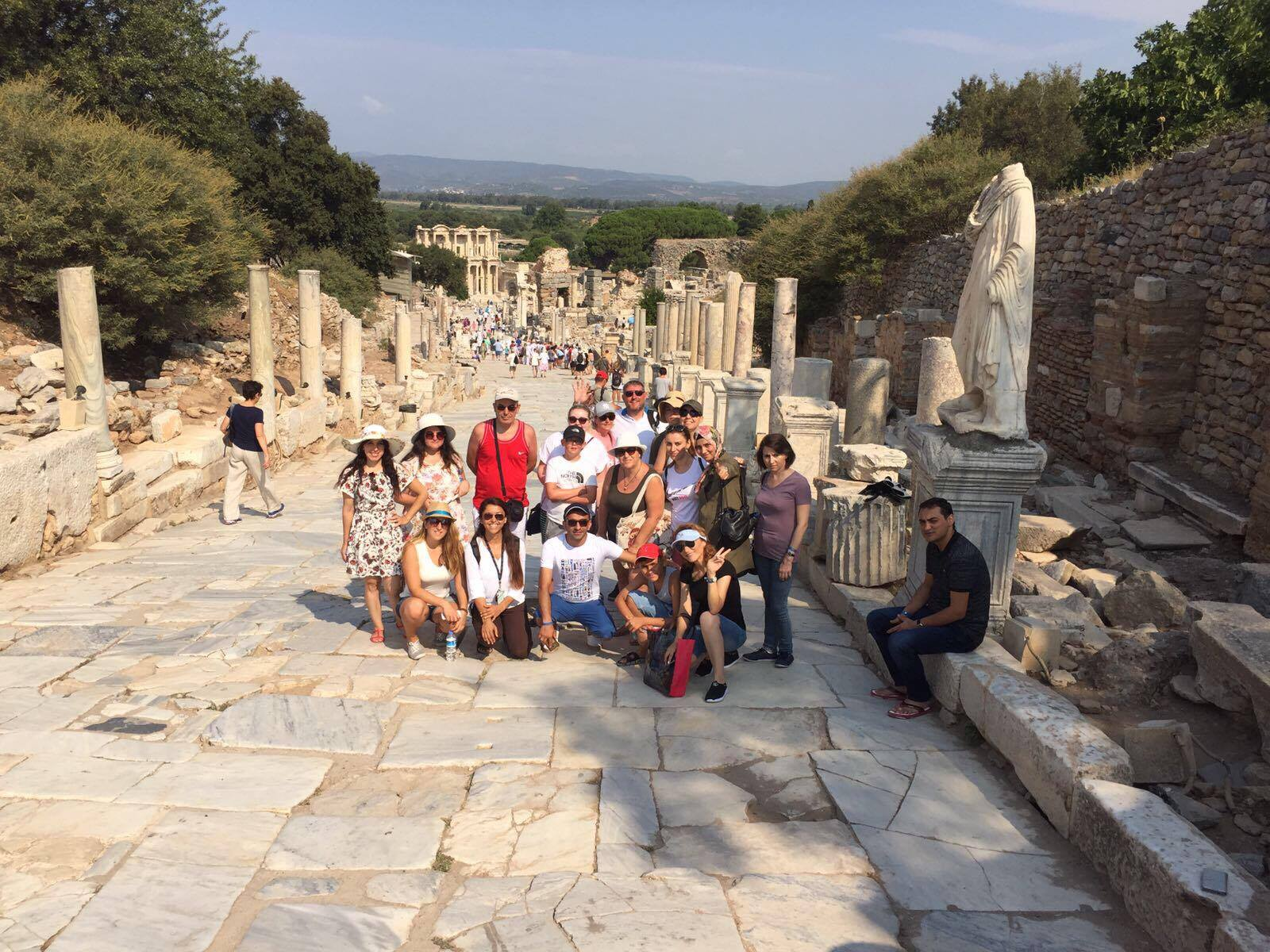 Ephesus and Pamukkale Tour from/to Istanbul 5