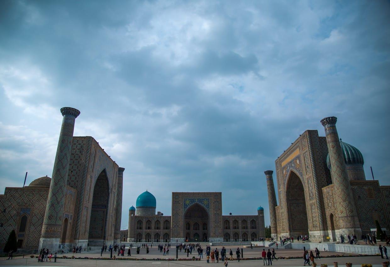 Mysterious Uzbekistan 1