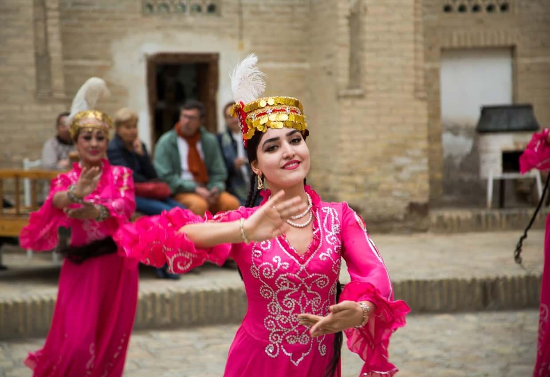 Colorful Uzbekistan 1