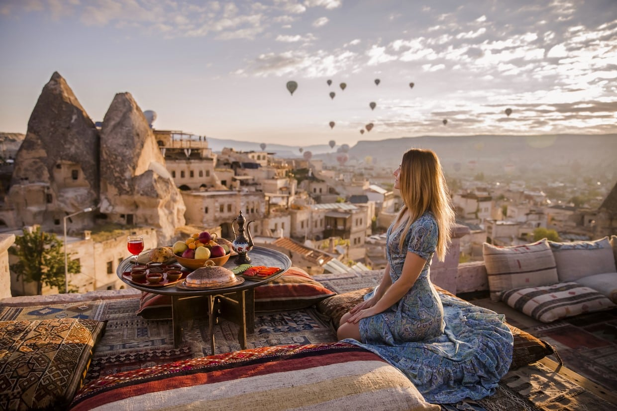 #The Best Cappadocia Tour