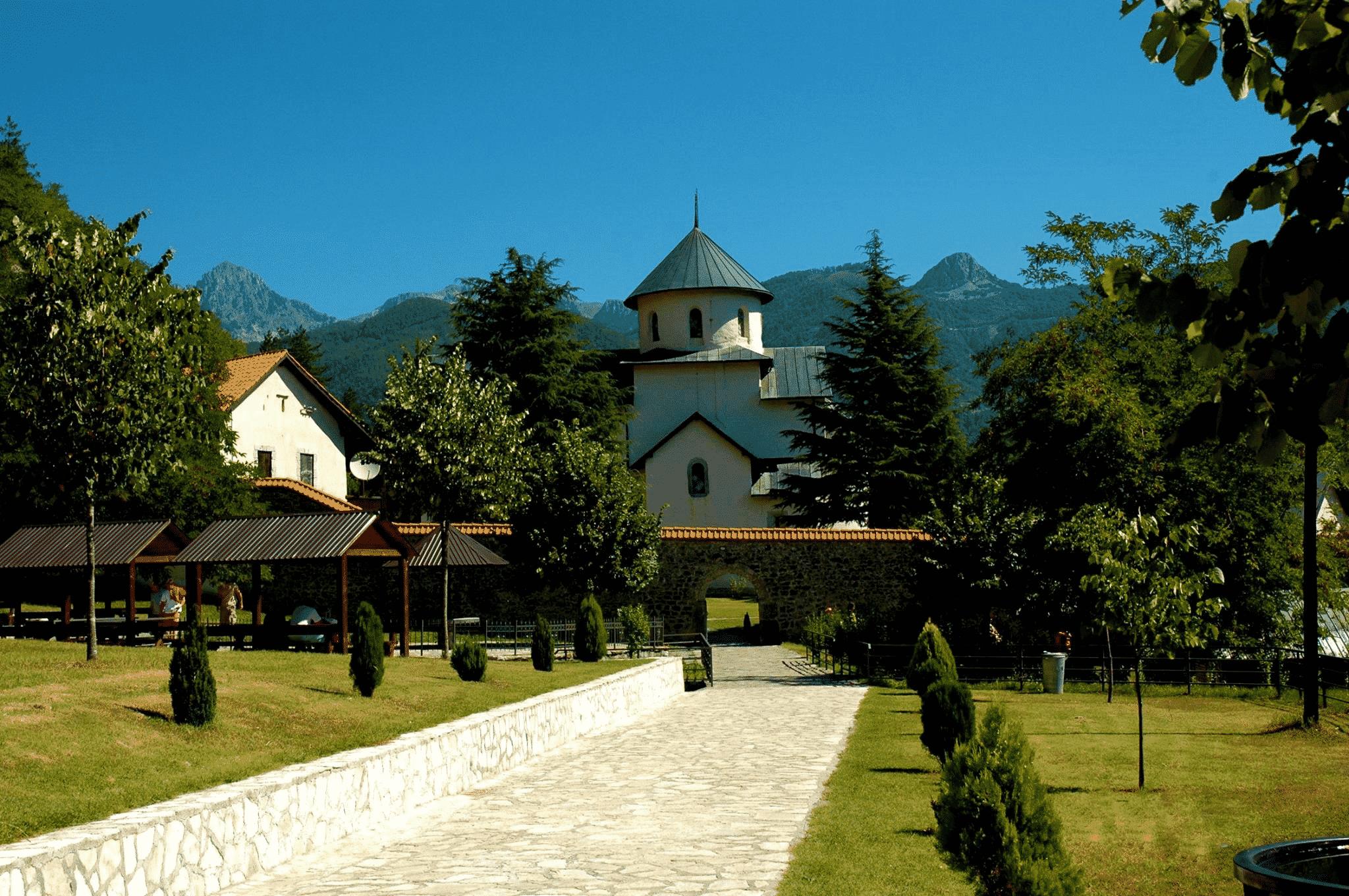monastery-montenegro