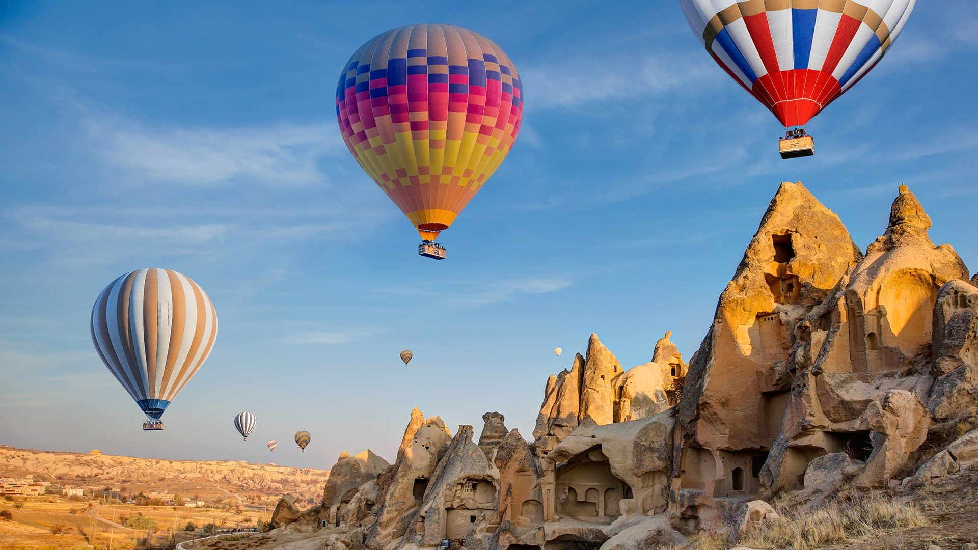 Cappadocia Tour from/to Istanbul - Turkey 5