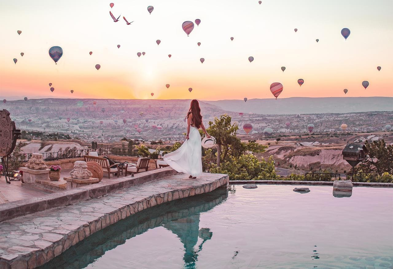 Cappadocia - Beautiful Heaven in Anatolia 2