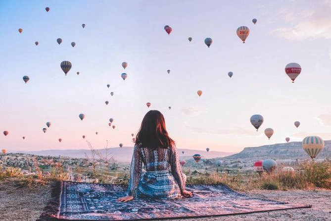 Istanbul, Antalya, Cappadocia Tour Package 1