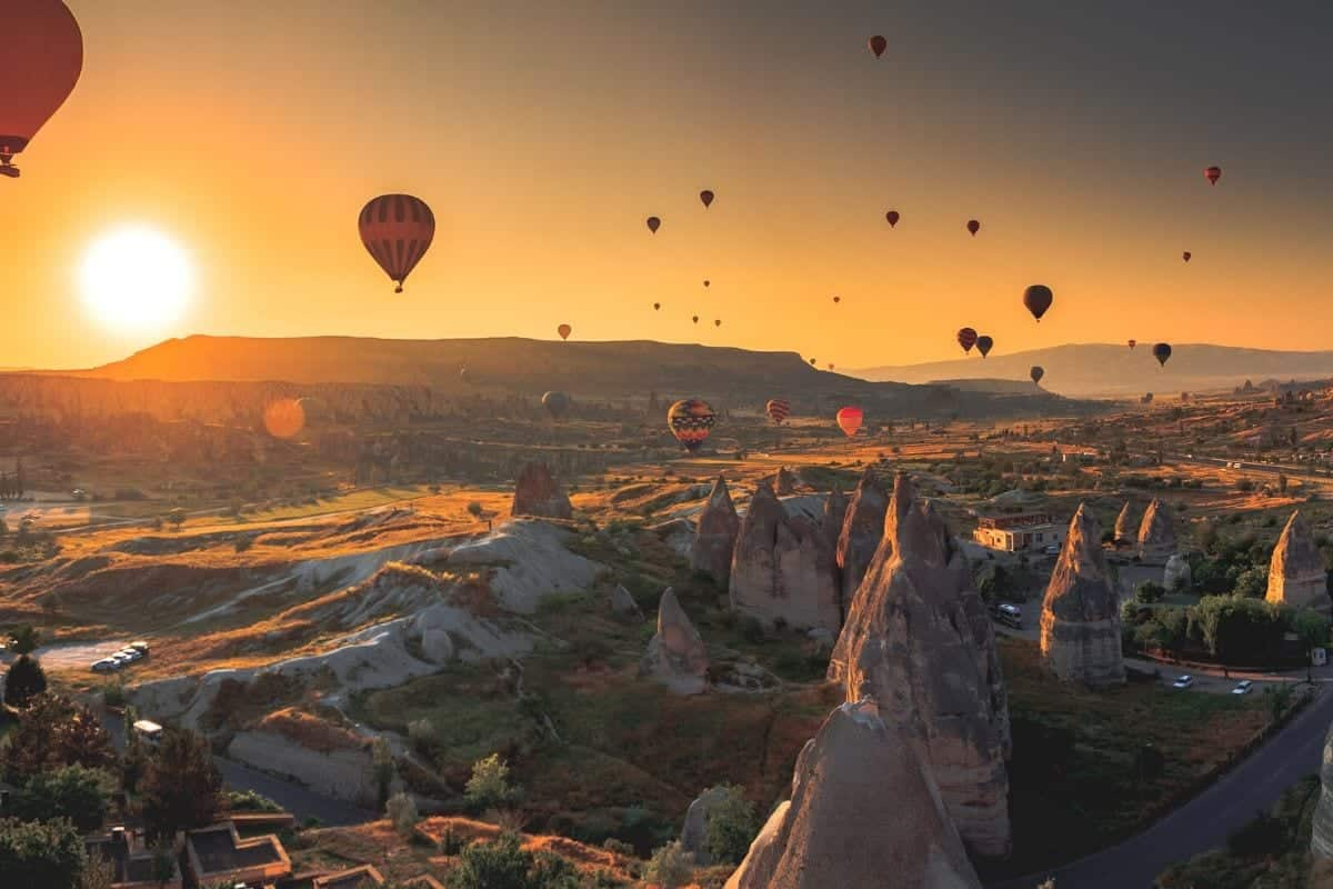 Cappadocia Tour from/to Istanbul - Turkey 4