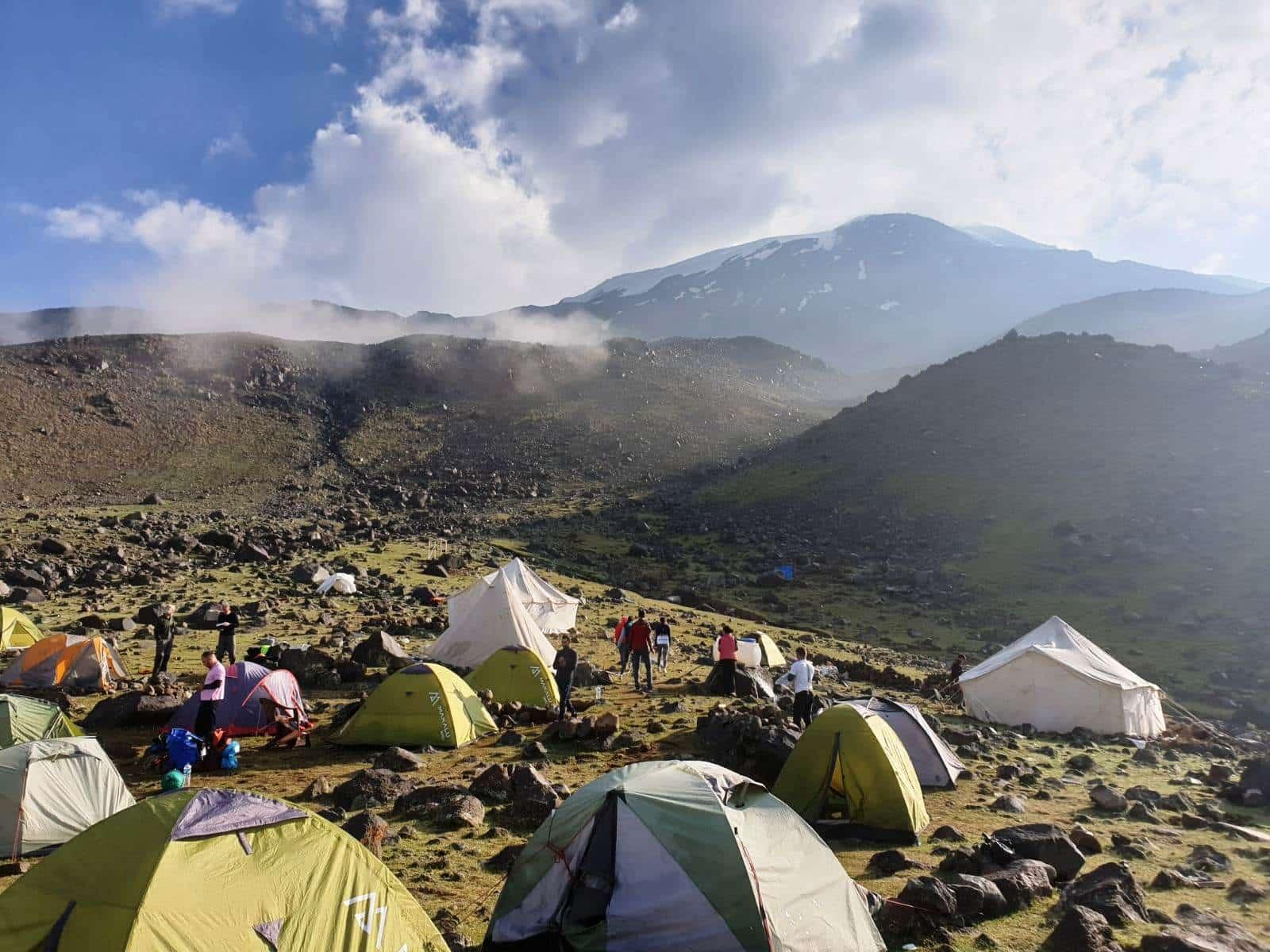 Mount Ararat Hiking Tour 1