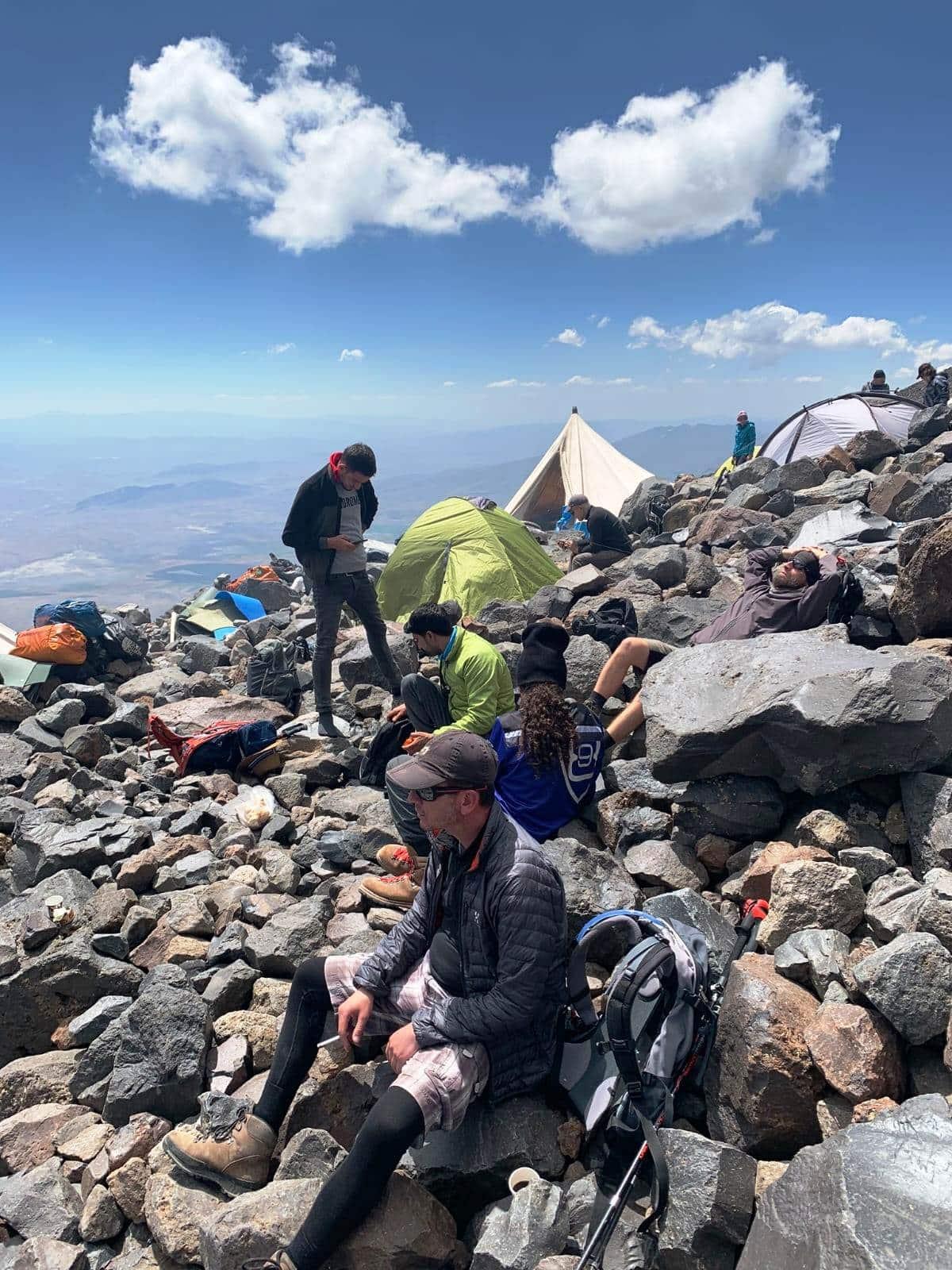 Mount Ararat Hiking Tour 2