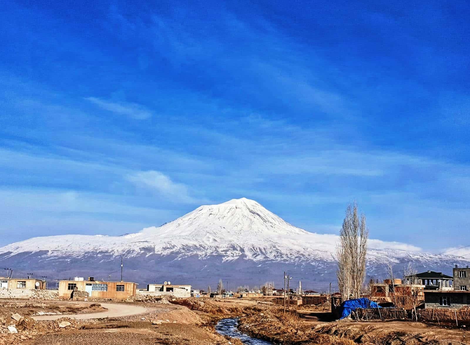 Mount Ararat Hiking Tour 4