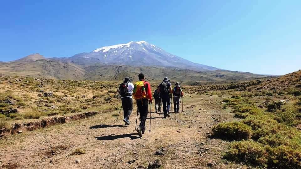 Mount Ararat Hiking Tour 5