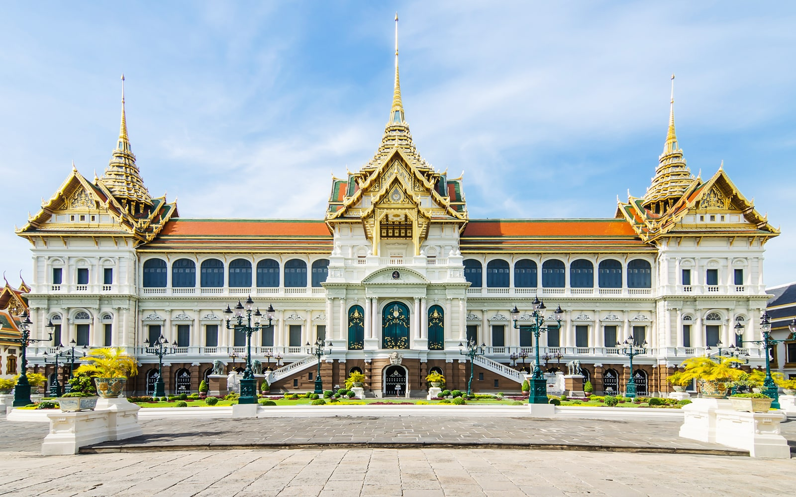 Full-day Bangkok City Tour from Laem Chabang Port
