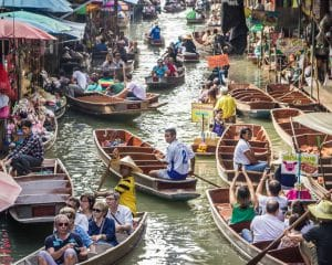 #Floating Market