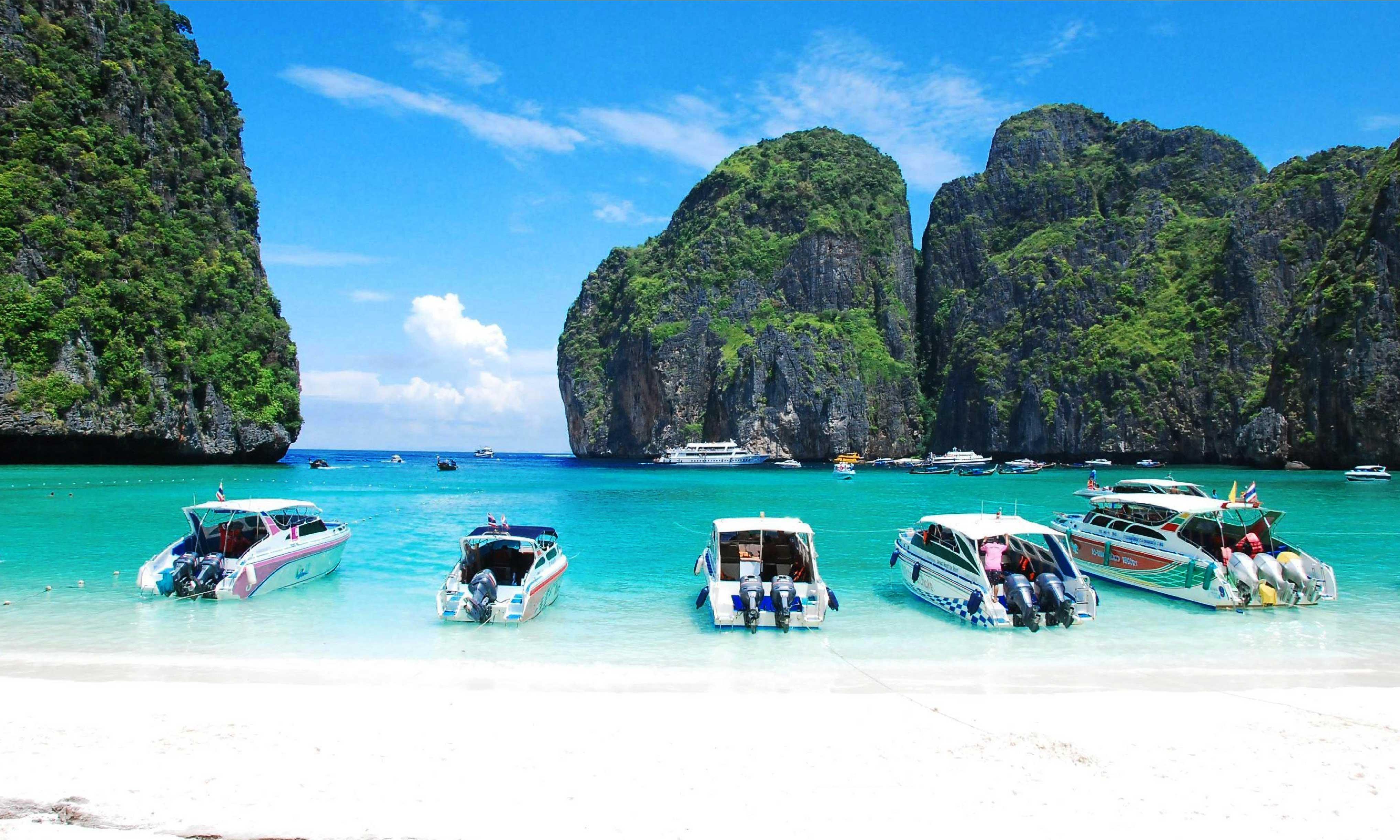 Phi Phi Island Day Tour 2