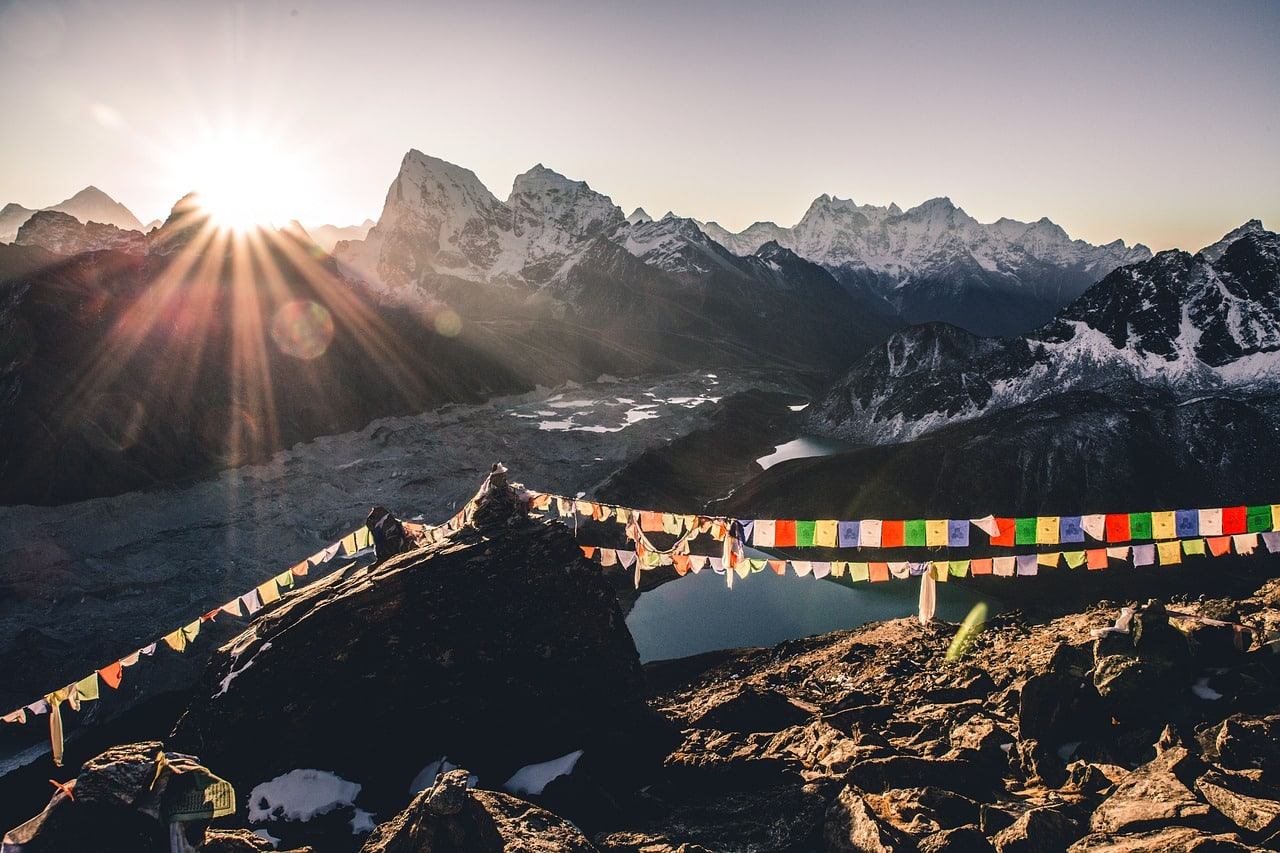 #Everest Base Camp Trek