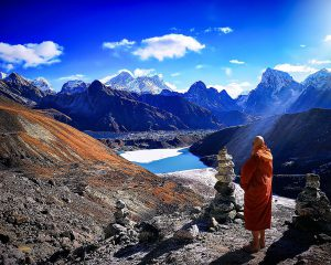 #Everest Base Camp Trek via Gokyo Lake