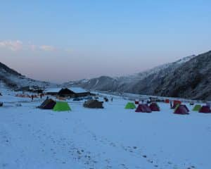 #Kanchenjunga Base Camp Trek