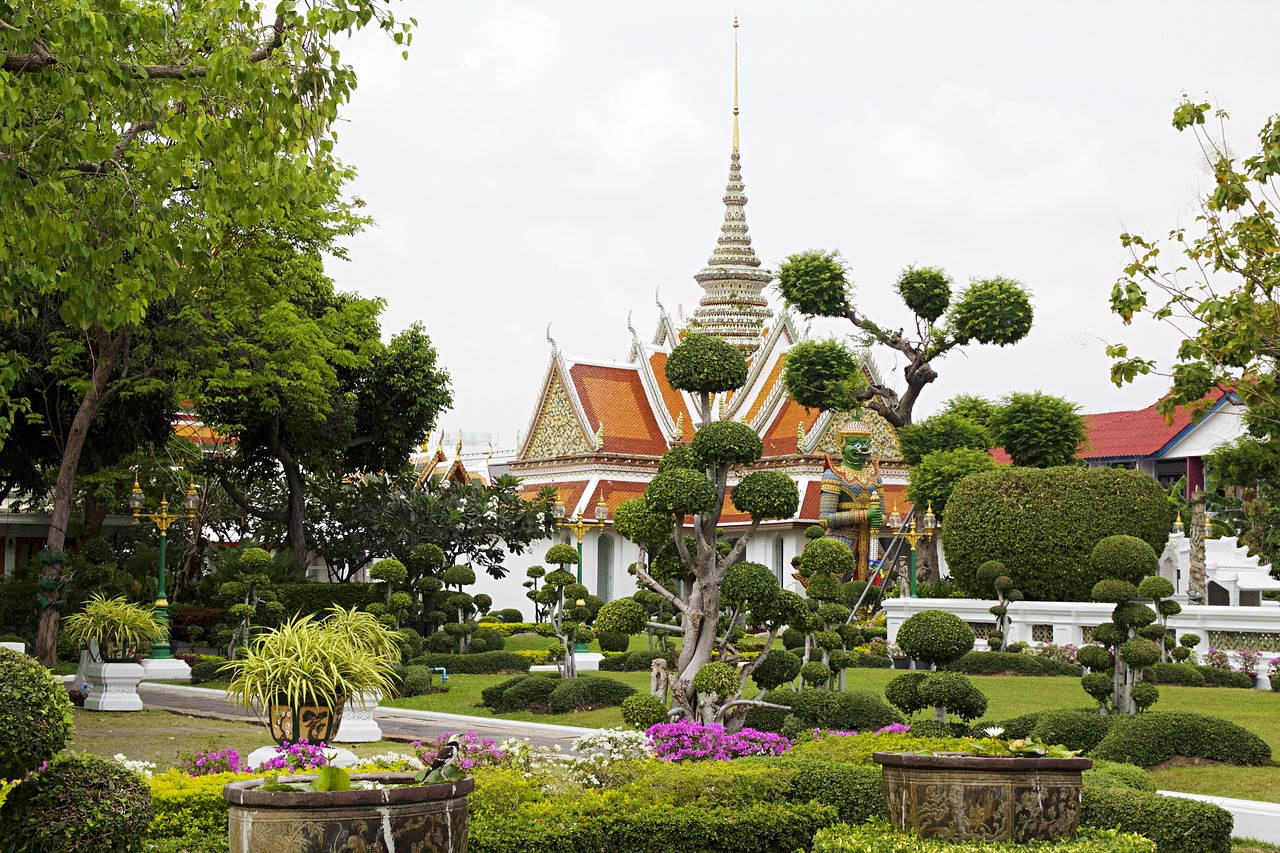 Half-Day Bangkok City Highlights 7