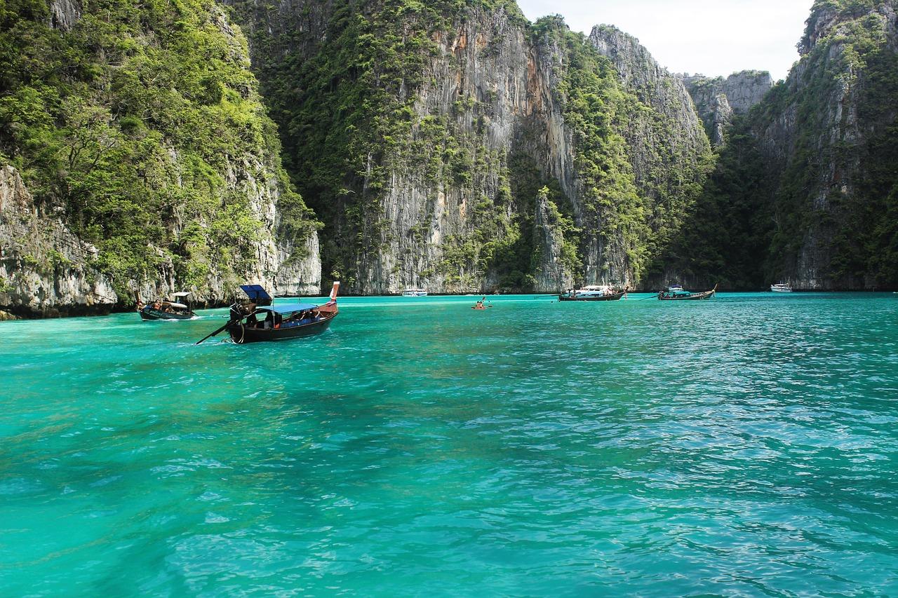 Phi Phi Island Day Tour 1