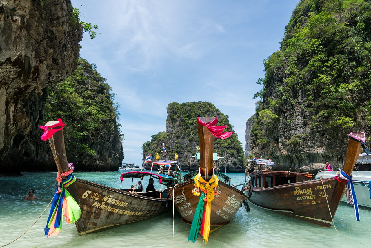 Phi Phi Island Day Tour 9
