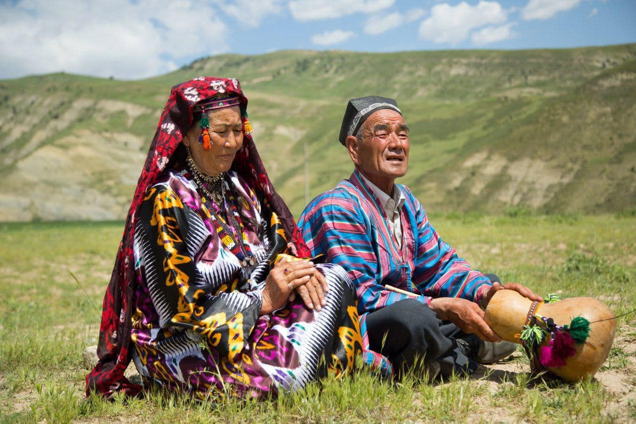 #The hospitable Central Asia