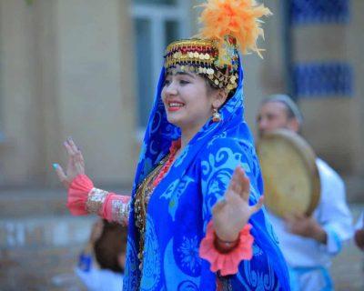 #Adventure Trip to Uzbekistan